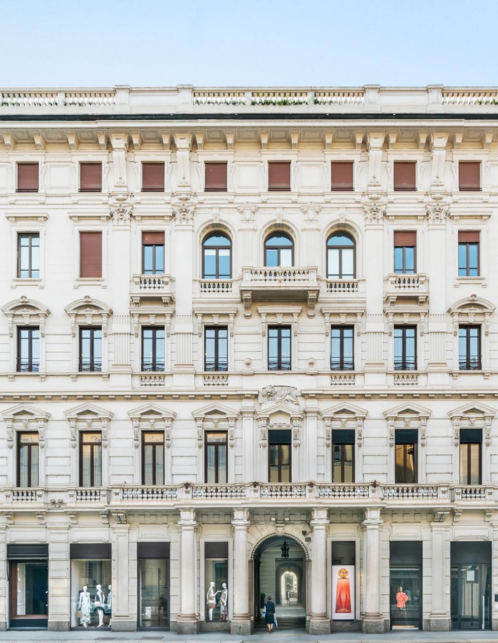 Anteprima Manzoni 38 Milano - Immobili Cittamoderna