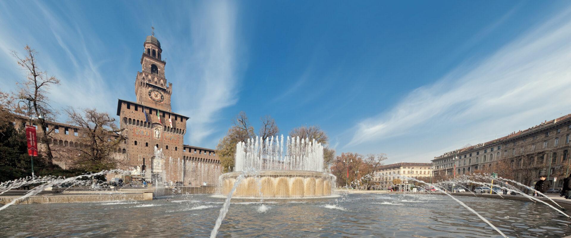 Foto Castello Sforzesco Milano - Cittamoderna