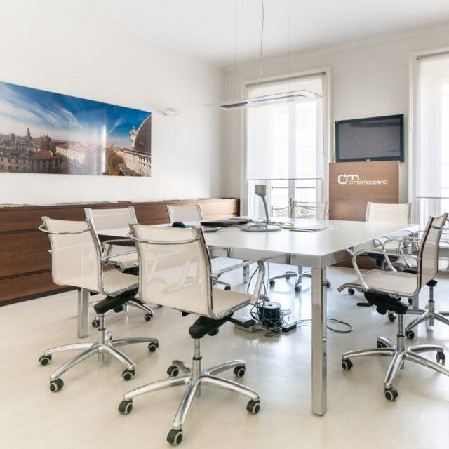 Uffici sede di Milano - Cittamoderna Investimenti Immobiliari
