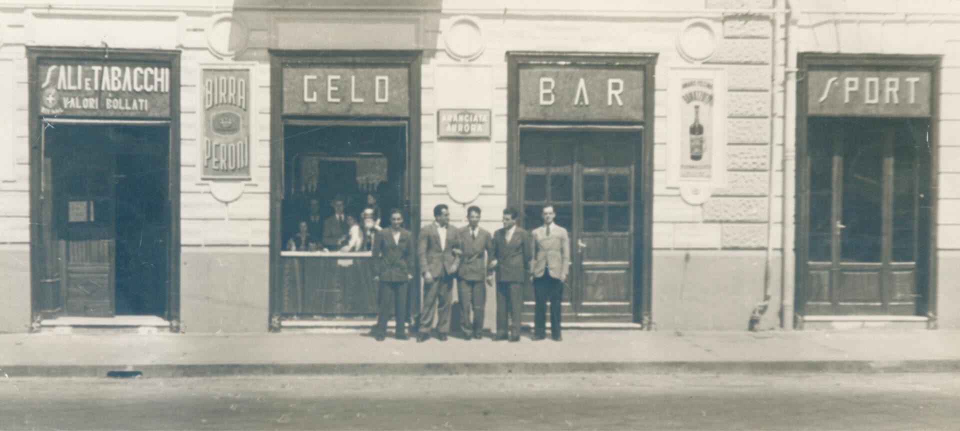 Foto di Cittamoderna negli anni 50 - Cittamoderna