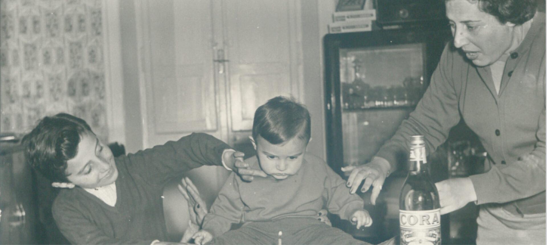 Compleanno bambino anni 60 - Cittamoderna