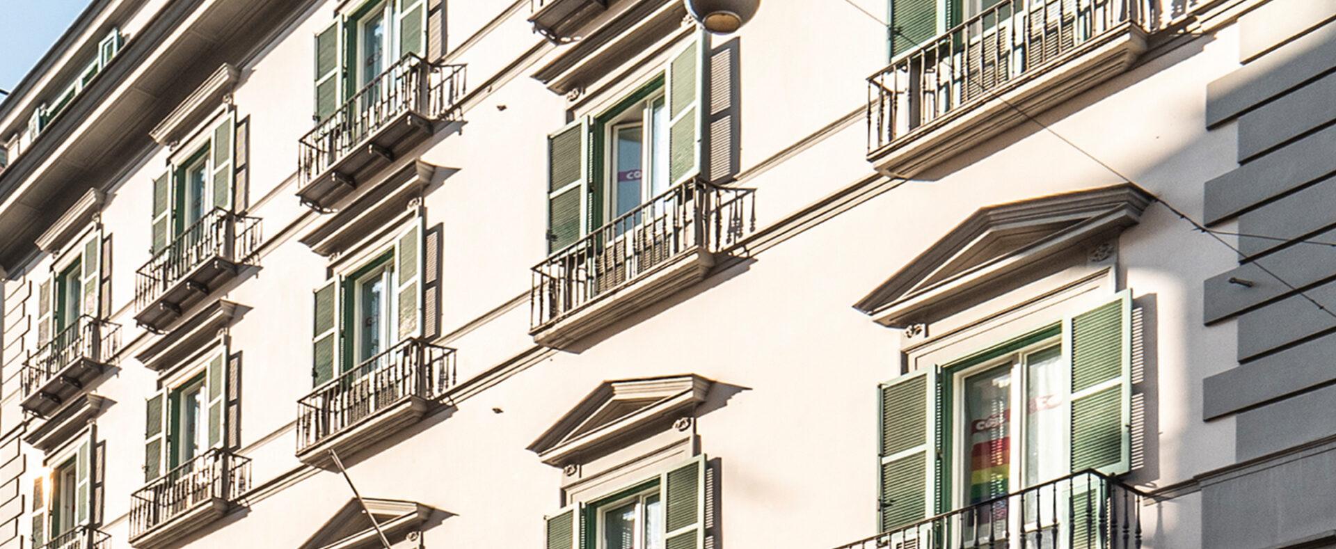Toledo Napoli - Immobili Cittamoderna